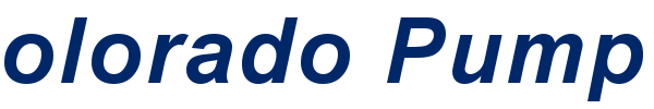 Colorado Pump Logo